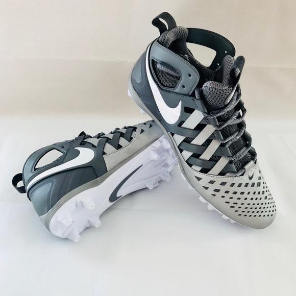 773b699aadf3 Nike HUARACHE V5 LAX LACROSSE Sz 10.5. M 5a8b32aa3b160864ee405d46